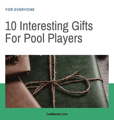 10 Interesting Gifts For Pool Players featured